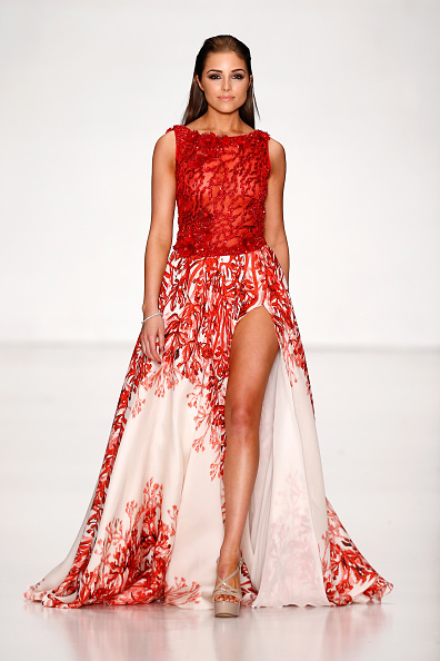 Crocus「Tony Ward By Atelier Crocus Couture : Mercedes-Benz Fashion Week Russia S/S 2014」:写真・画像(11)[壁紙.com]
