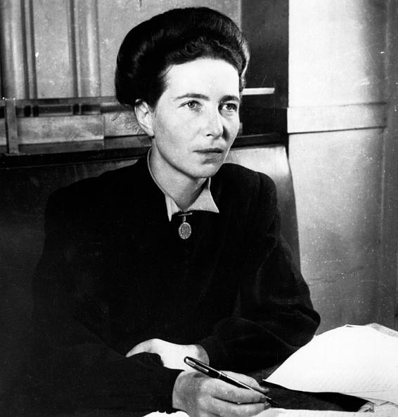 Writing「Simone De Beauvoir」:写真・画像(15)[壁紙.com]