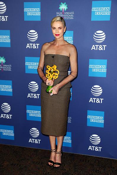 Palm Springs International Film Festival「31st Annual Palm Springs International Film Festival Film Awards Gala - Backstage」:写真・画像(14)[壁紙.com]