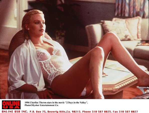 Charlize Theron「Charlize Theron Stars In The Movie 2 Days In The Valley」:写真・画像(14)[壁紙.com]