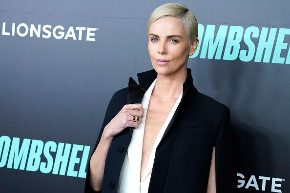"Charlize Theron「""Bombshell"" New York Screening」:写真・画像(7)[壁紙.com]"