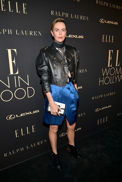 Hollywood - California「ELLE's 26th Annual Women In Hollywood Celebration Presented By Ralph Lauren And Lexus - Arrivals」:写真・画像(4)[壁紙.com]