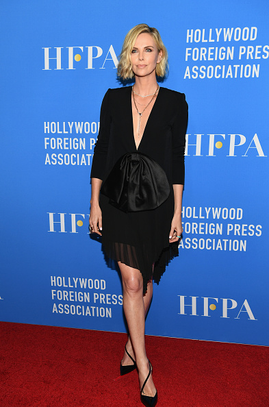 Black Dress「Hollywood Foreign Press Association's Grants Banquet - Arrivals」:写真・画像(13)[壁紙.com]
