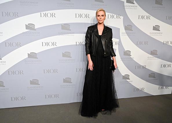 Leather Jacket「2019 Guggenheim International Gala」:写真・画像(16)[壁紙.com]