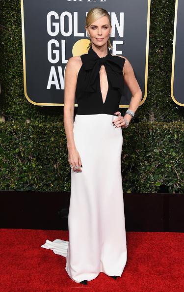 クリスチャンディオールのドレス「76th Annual Golden Globe Awards - Arrivals」:写真・画像(16)[壁紙.com]