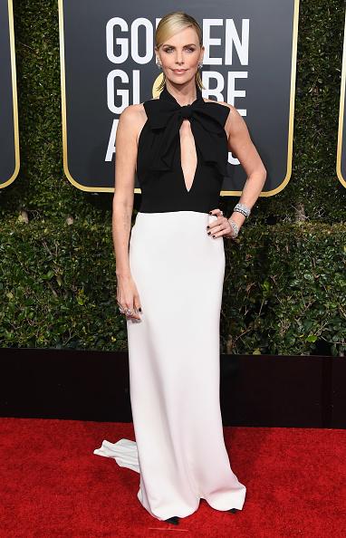 クリスチャンディオールのドレス「76th Annual Golden Globe Awards - Arrivals」:写真・画像(15)[壁紙.com]
