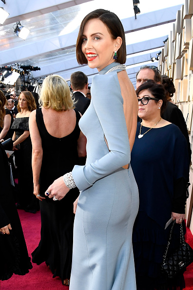 Looking At Camera「91st Annual Academy Awards - Red Carpet」:写真・画像(17)[壁紙.com]