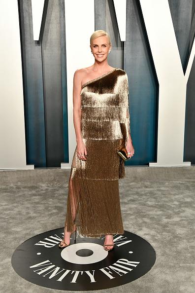 オスカーパーティー「2020 Vanity Fair Oscar Party Hosted By Radhika Jones - Arrivals」:写真・画像(14)[壁紙.com]