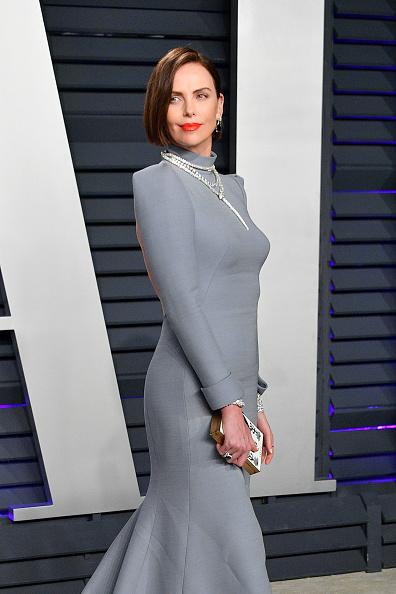 クリスチャンディオールのドレス「2019 Vanity Fair Oscar Party Hosted By Radhika Jones - Arrivals」:写真・画像(2)[壁紙.com]