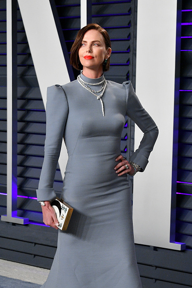 クリスチャンディオールのドレス「2019 Vanity Fair Oscar Party Hosted By Radhika Jones - Arrivals」:写真・画像(0)[壁紙.com]