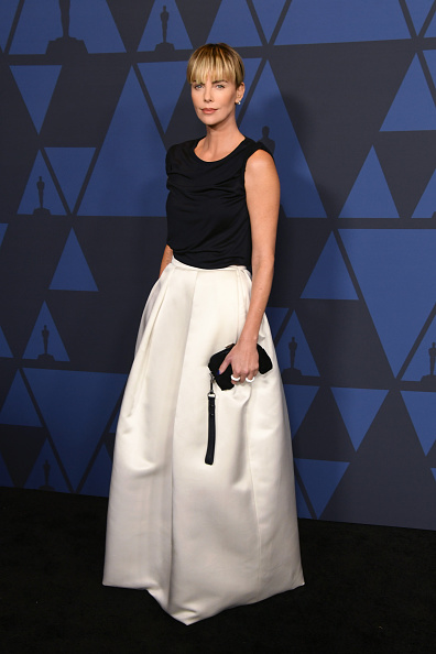 Skirt「Academy Of Motion Picture Arts And Sciences' 11th Annual Governors Awards - Arrivals」:写真・画像(17)[壁紙.com]