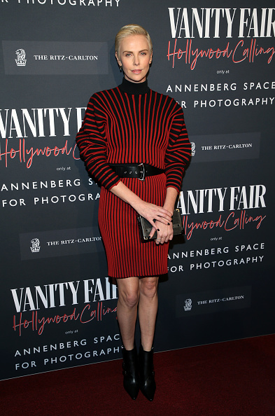 Louis Vuitton Purse「Vanity Fair And Annenberg Space For Photography Celebrate The Opening Of Vanity Fair: Hollywood Calling, Sponsored By The Ritz-Carlton」:写真・画像(14)[壁紙.com]