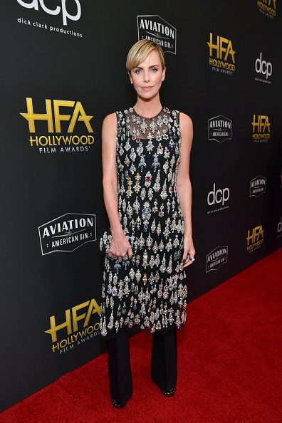 Multi Colored Purse「23rd Annual Hollywood Film Awards - Red Carpet」:写真・画像(11)[壁紙.com]
