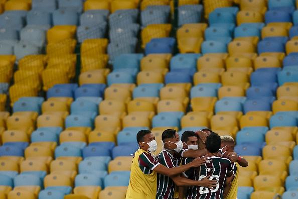 Maracanã Stadium「Flamengo v Fluminense - Carioca State Championship」:写真・画像(14)[壁紙.com]