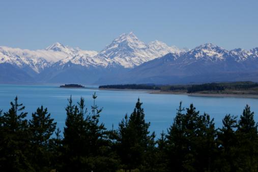 Mt Cook「Aoraki Mt Cook」:スマホ壁紙(18)