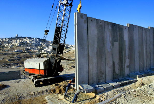 Boundary「Israel Builds Security Wall Around Jerusalem」:写真・画像(18)[壁紙.com]