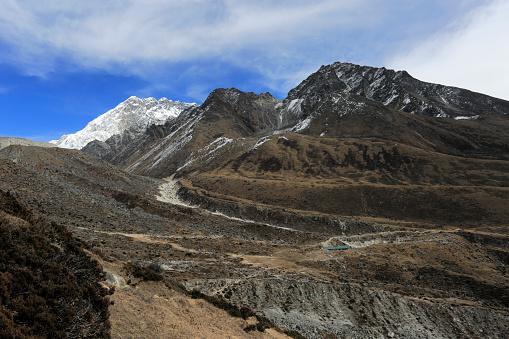 Khumbu「the Thokla Dughla Pass」:スマホ壁紙(4)
