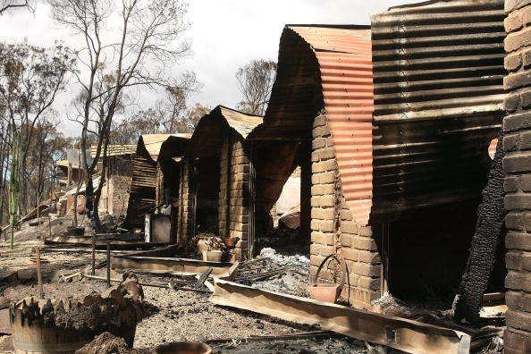 Environmental Damage「Death Toll Passes 100 As Bushfires Sweep Through Victoria」:写真・画像(11)[壁紙.com]