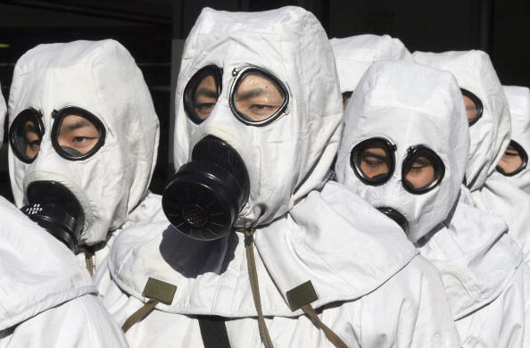 練習「Japans Security Forces Run Anti Terrorism Drill」:写真・画像(8)[壁紙.com]