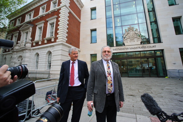 上半身「DJ Dave Lee Travis Returns To Court To Face Outstanding Charges Of Alleged Sex Offences」:写真・画像(5)[壁紙.com]