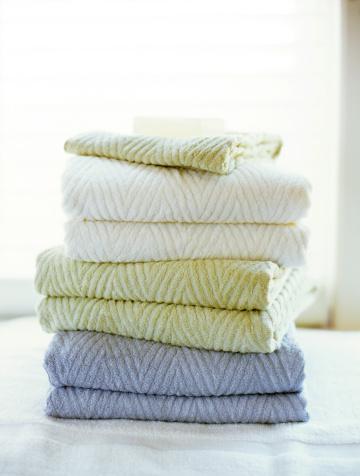 タオル「Towel Stack」:スマホ壁紙(7)