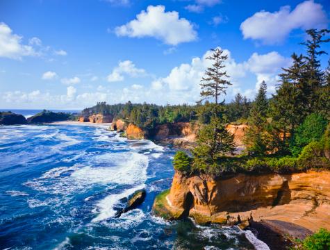 Oregon Coast「Scenic Oregon Coast」:スマホ壁紙(0)