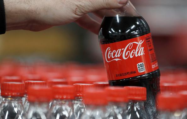 Bottle「Coca-Cola Predicts Drop In Profit This Year」:写真・画像(13)[壁紙.com]