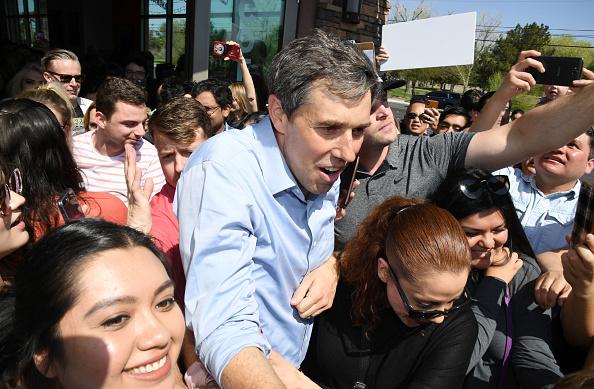 アメリカ合衆国「Beto O'Rourke Makes His First Visit To Las Vegas Since Launching Presidential Campaign」:写真・画像(18)[壁紙.com]