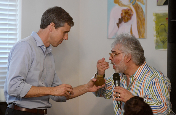 Homemade「Beto O'Rourke Makes His First Visit To Las Vegas Since Launching Presidential Campaign」:写真・画像(2)[壁紙.com]
