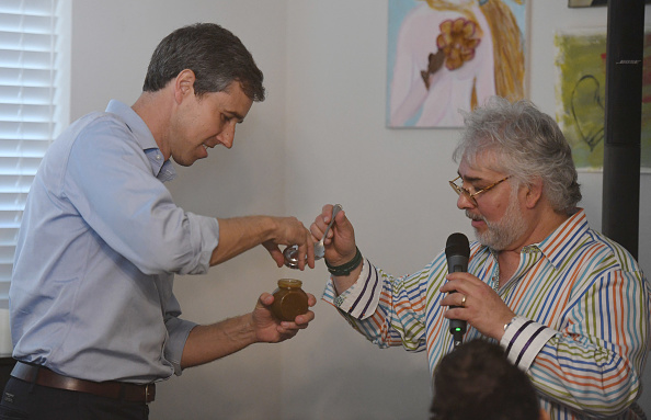 Homemade「Beto O'Rourke Makes His First Visit To Las Vegas Since Launching Presidential Campaign」:写真・画像(3)[壁紙.com]