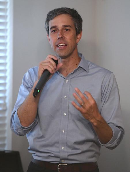 アメリカ合衆国「Beto O'Rourke Makes His First Visit To Las Vegas Since Launching Presidential Campaign」:写真・画像(8)[壁紙.com]