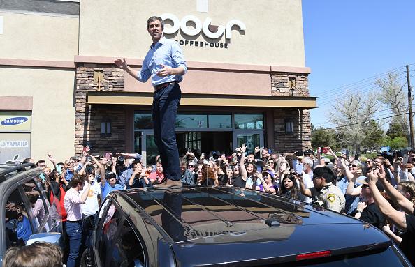 アメリカ合衆国「Beto O'Rourke Makes His First Visit To Las Vegas Since Launching Presidential Campaign」:写真・画像(16)[壁紙.com]