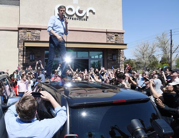 アメリカ合衆国「Beto O'Rourke Makes His First Visit To Las Vegas Since Launching Presidential Campaign」:写真・画像(17)[壁紙.com]