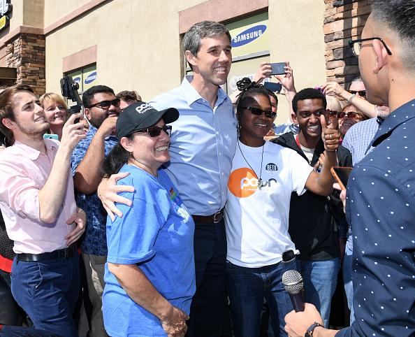 アメリカ合衆国「Beto O'Rourke Makes His First Visit To Las Vegas Since Launching Presidential Campaign」:写真・画像(10)[壁紙.com]