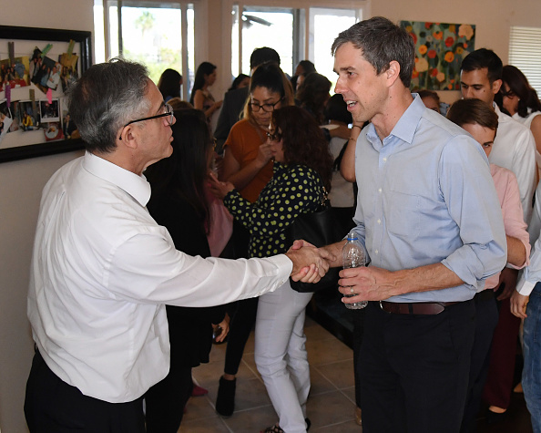 アメリカ合衆国「Beto O'Rourke Makes His First Visit To Las Vegas Since Launching Presidential Campaign」:写真・画像(2)[壁紙.com]