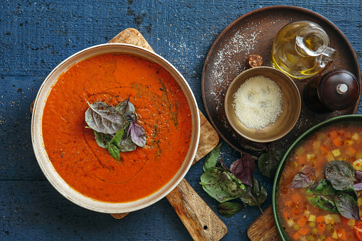 Recipe「Italian soups」:スマホ壁紙(16)