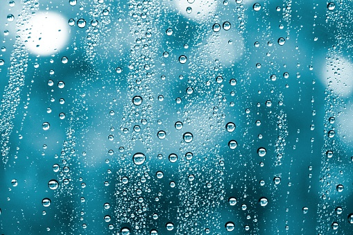 Crystal「wet window water drops background」:スマホ壁紙(17)