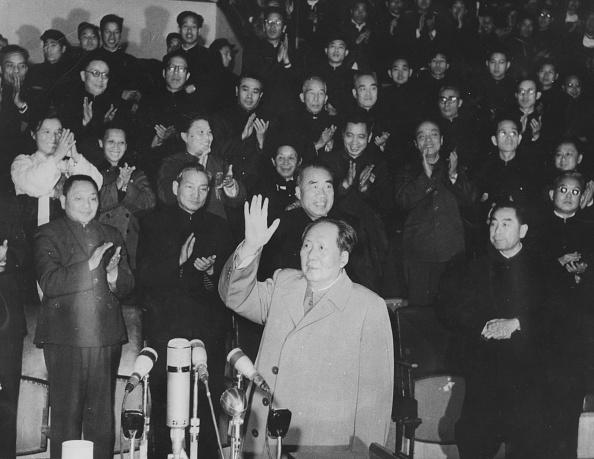 Founder「Chairman Mao Tse-Tung And Tschu En-Lai」:写真・画像(9)[壁紙.com]