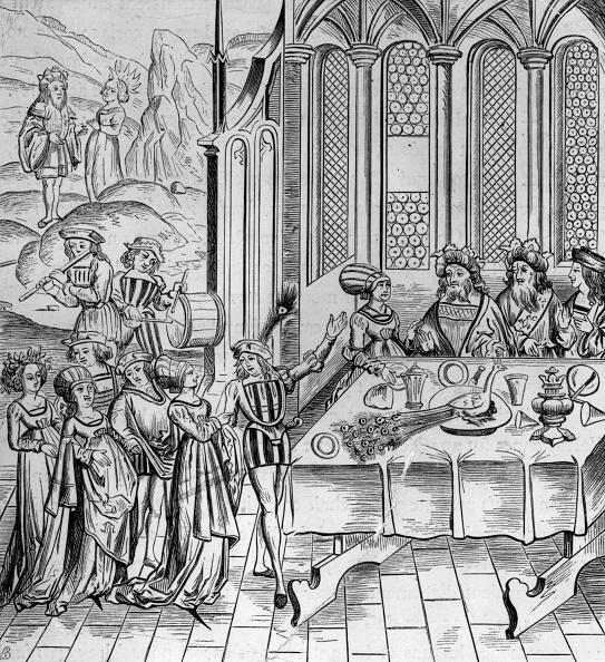 Roasted「Medival Banquet」:写真・画像(8)[壁紙.com]