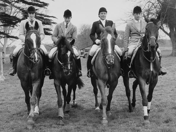 Equestrian Event「1960 Summer Olympics - Equestrians Training」:写真・画像(13)[壁紙.com]