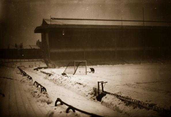 Snow「Snowbound Highbury」:写真・画像(3)[壁紙.com]