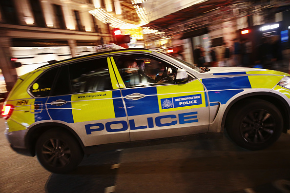 Transportation「Police Investigate Incident At Oxford Circus」:写真・画像(2)[壁紙.com]