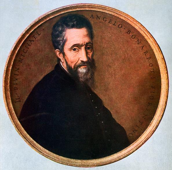 Michelangelo - Artist「Michelangelo Buonarroti, Italian Renaissance artist, (1941).」:写真・画像(12)[壁紙.com]
