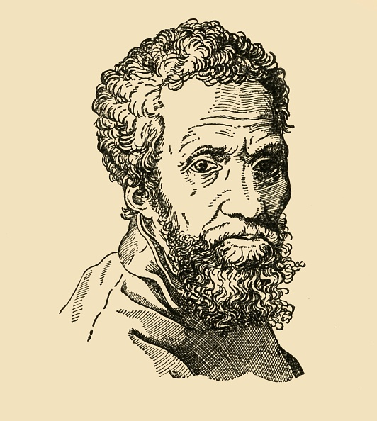 Michelangelo - Artist「Michelangelo Buonarrotti」:写真・画像(7)[壁紙.com]