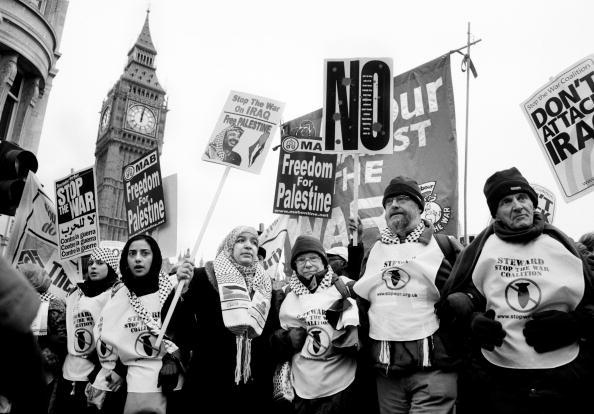 Tom Stoddart Archive「Anti War Demo」:写真・画像(4)[壁紙.com]