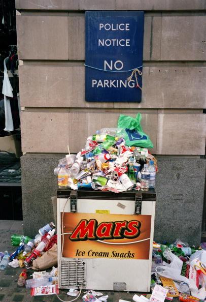 Tom Stoddart Archive「London Litter」:写真・画像(5)[壁紙.com]