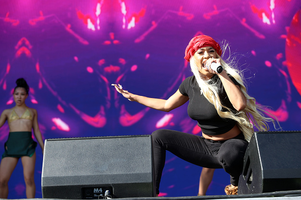 iHeartRadio Music Festival「2021 Daytime Stage At The iHeartRadio Music Festival」:写真・画像(3)[壁紙.com]