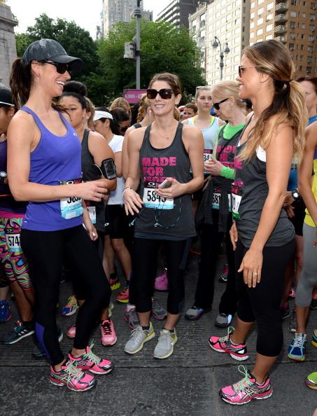 アシュリー グリーン「Ashley Greene At Oakley New York Mini 10K」:写真・画像(8)[壁紙.com]