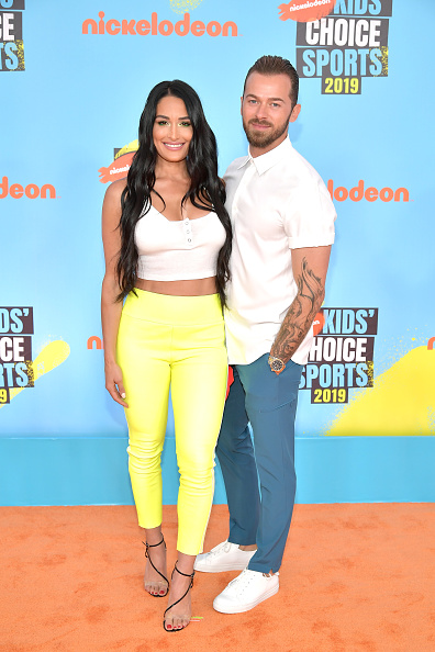 Choice「Nickelodeon Kids' Choice Sports 2019 - Arrivals」:写真・画像(9)[壁紙.com]