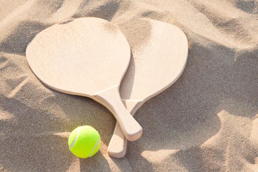 Republic Of Cyprus「beach  racquets and ball」:スマホ壁紙(17)